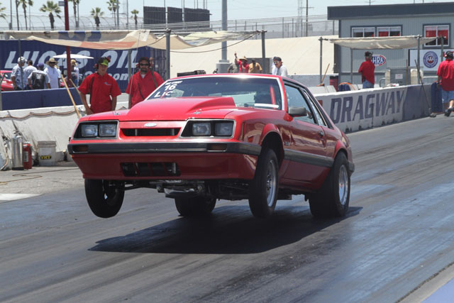 Project 666: Dart 427ci equals 9 seconds and a NHRA license