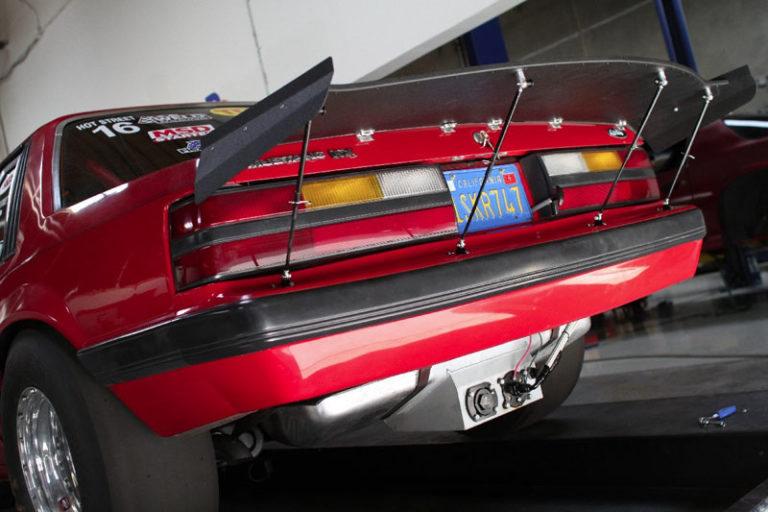 Project 666: Travel Limiter, Wing, and Radiator Support From Team Z