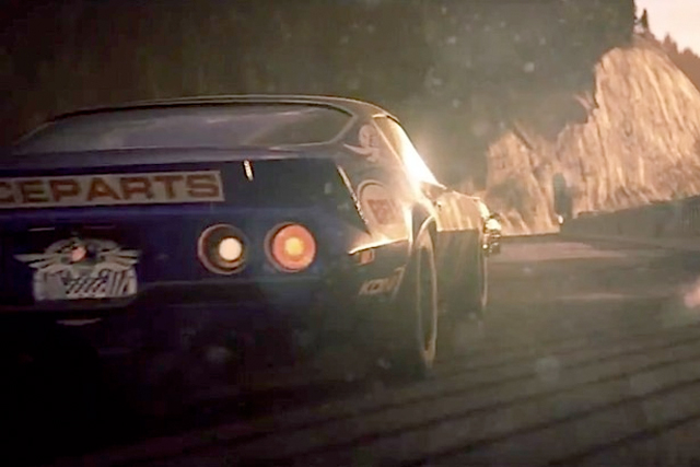 Grid 2 Features More Musclecars Than Before