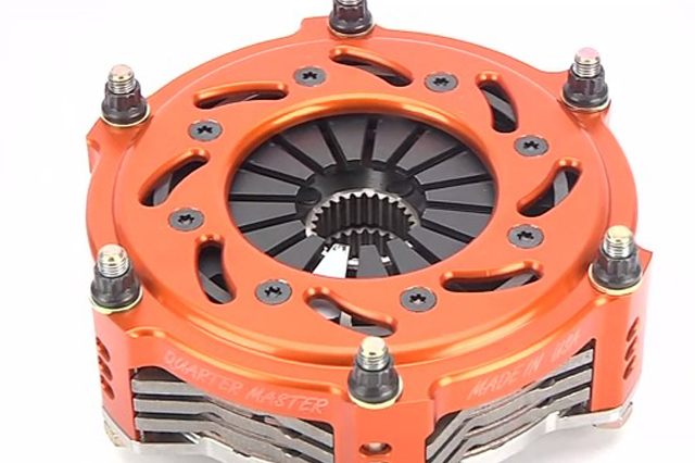 Video: Quarter Master Provides Tech Tips For Clutch Inspection