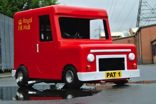 Postman Pat: The Most Awesome Kiddie Ride Ever