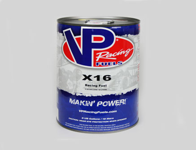 VP Racing Introduces X16 Racing Fuel For Maximum NA Power