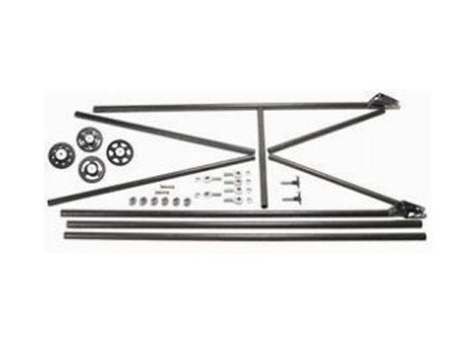 "RJ Extreme Pro Series Slim-Line 70"" Wheelie Bar Kit"