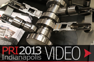 PRI 2013: COMP Cams' Sportsman Solid Roller Lifters