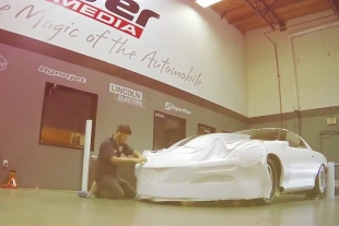 Video: Installation Time-Lapse Of The Fresh New 3M Wrap On BlownZ