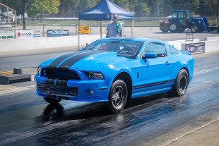 BirdDoc: The Six-Speed GT500 Record Holder And Its High Flying Pilot