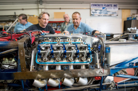 What Does It Take To Start A Land Speed Car? Danny Thompson Shows Us