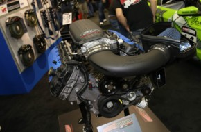 PRI 2015: Inside Ford Racing's New 5.2 Coyote Crate Engine A52XS