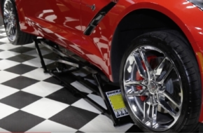 """PRI 2015: QuickJack by Ranger Products asks, """"Do you even lift?"""""""
