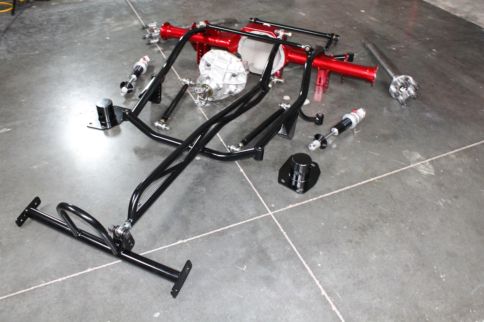 Video: A Look At Moser's Solid-Axle Conversion for Fifth-Gen Camaro