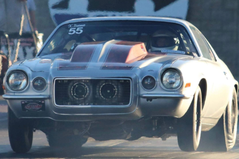 Video: Twin Turbocharged, 7-Second 1970 SS/RS Camaro