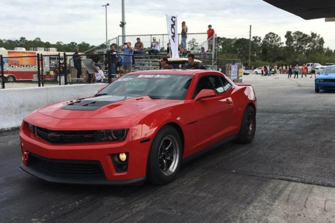 World-Record-Holding Camaro up for Grabs
