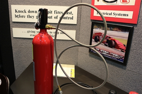 Fire Suppression Systems: Buying Precious Time