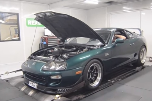 After Defeat By FarmTruck, Jared Holt Transforms Turbo Supra