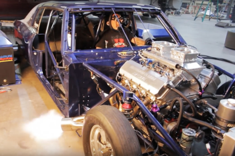 Video: EFI Is Street Outlaws' Doc's Ace In The Hole