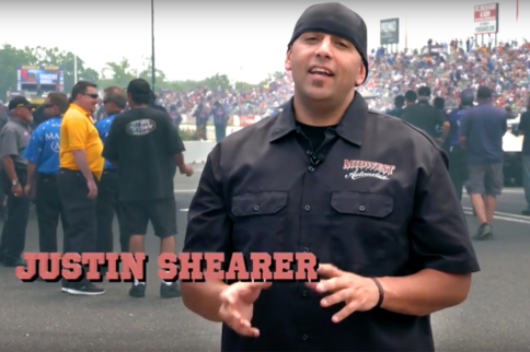 """Reality Star """"Big Chief"""" Encourages Racing On Tracks In New NHRA PSA"""