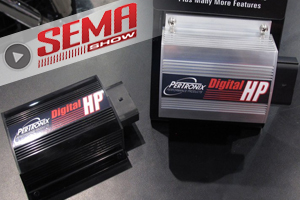 SEMA 2016: Pertronix Can Light Your Fire