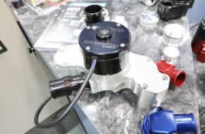 PRI 2016: Staying Cool with Meziere's LS Extreme Duty Water Pump