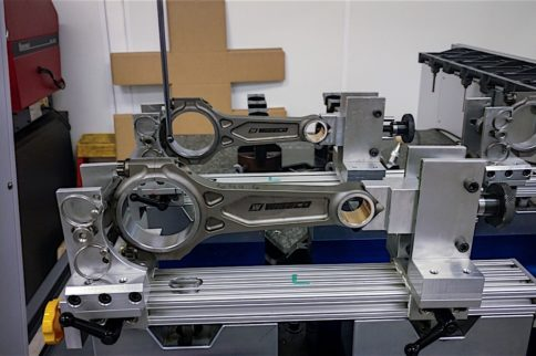 Exclusive Look: Draw The Line, Wiseco's New BoostLine Connecting Rod