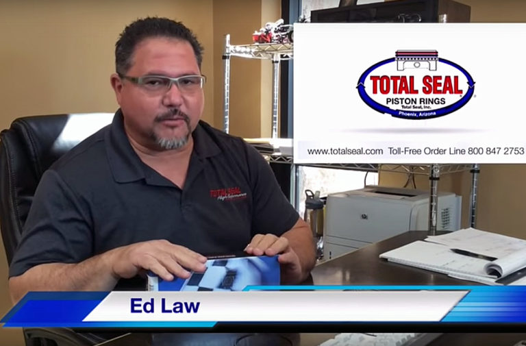 Video: The Benefits Of A Gapless Top Piston Ring Kit With Total Seal