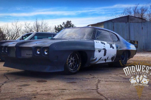 """Justin """"Big Chief"""" Shearer Reveals New """"Crow"""" GTO For The Street"""