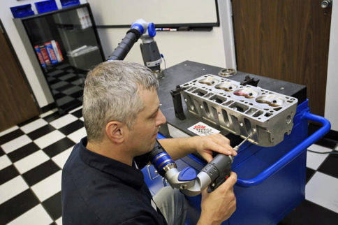 Why Hand Porting Still Matters In The Modern World Of CNC