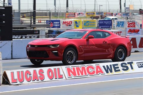 2016 Camaro Hits 1,000 HP With ProCharger Air-To-Water Intercooling