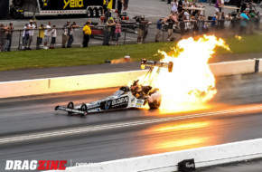 NHRA Thunder Valley Nationals Coverage From the Bristol Dragway