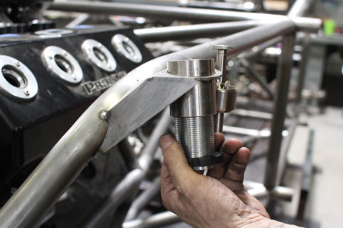 Ride Height Adjustment On The Fly With RJ's Threaded Strut Mount