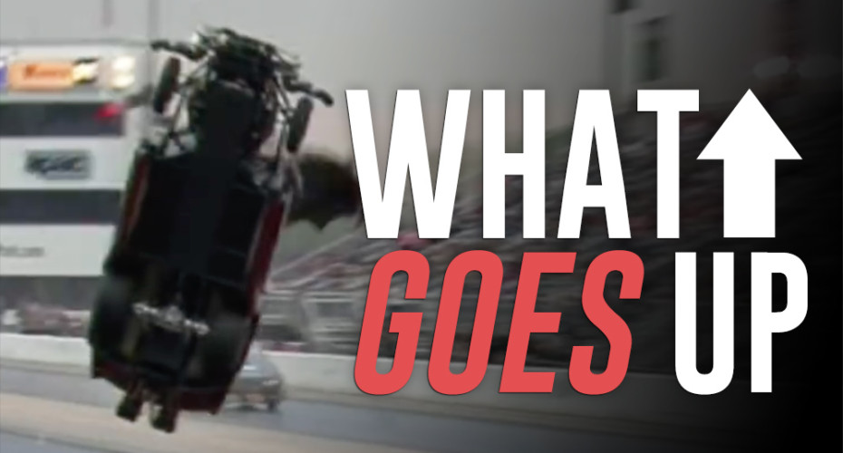 What Goes Up: The Black Art Of A Wheelstand-Free Radial Tire Run