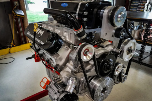 Video: Twin-Screw Blower, Pump Gas, Steve Morris LSX, And 1,100 HP
