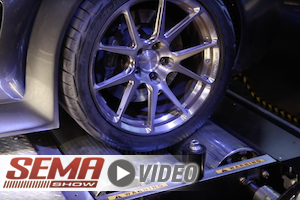 SEMA 2017: Dynocom Dynamometers Puts the Power to the Ground