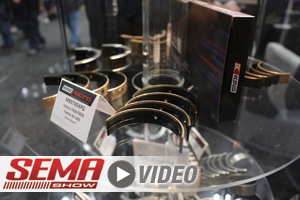 SEMA 2017: King Engine Bearings Are Grave Digger Approved