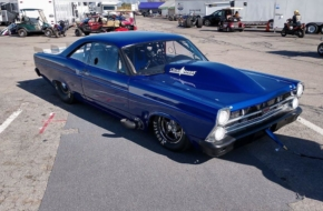Brett Winberg's 1,500 HP ProCharged Big-Block '67 Ford Fairlane
