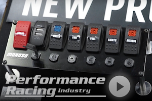 PRI 2017: USB-Capable Race Car Switch Panels & More