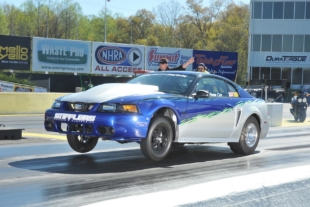 Adam Cox Aiming for NMRA Spring Break Shootout