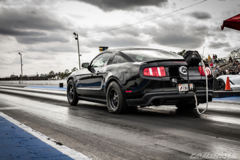 What's It Take To Run 8s In A Stick-Shift Coyote?