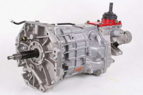 We Swapped To A Tremec Magnum Six-Speed In Our Home Garage