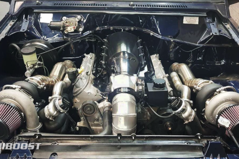 Wheels Up: Nissan Patrol Goes 10s With A Stock Bottom End LS1