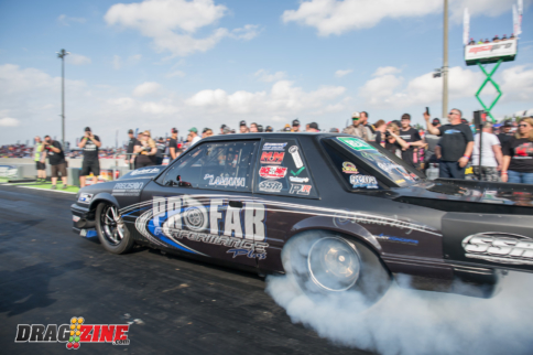 Rubber Record: Don Lamana Resets 275 Radial Tire Record At Sweet 16