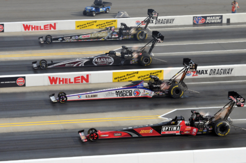 From The Editor: Variety Is The Spice Of Life...And Drag Racing