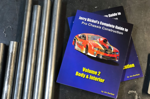 Jerry Bickel Reveals All With Pro Chassis Construction Book Set