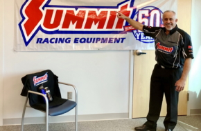 Keith Haney Headed For NHRA Pro Mod With Summit Racing On His Side