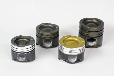 Diamond Explores The Process And Benefits Of Hard Anodizing Pistons