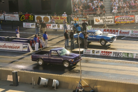 """New Drag Racing TV Show """"All Out Live"""" Launched"""