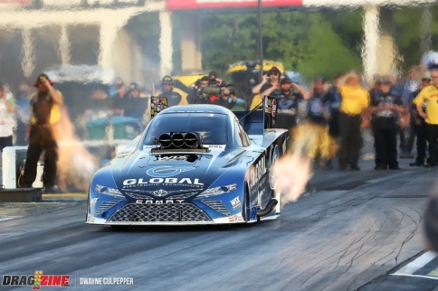 Photo Extra: The NHRA Southern Nationals In Atlanta