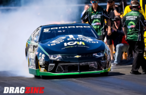 Pro Stock Burnout King Kramer More Than Just NHRA Entertainer