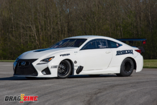 Radial Luxury: Daniel Pharris' Stunning Twin Turbo Lexus RC-F