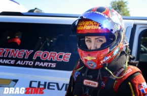 Courtney Force To Present At This Week's CMT Music Awards