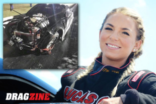 Lizzy Musi Unhurt In Testing Incident With Kye Kelley's 'Shocker'